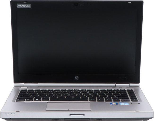 Laptop HP HP EliteBook 8470p i5-3320M 8GB 120GB SSD 1600x900 Klasa A uniwersalny 1