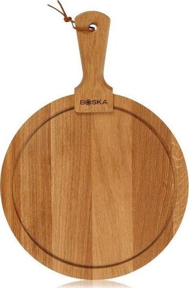 Deska do krojenia Boska do serwowania drewniana Friends M 29x29cm  1