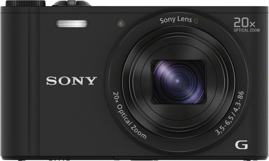 Aparat cyfrowy Sony WX350 (DSC-WX350B) 1