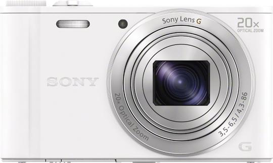 Aparat cyfrowy Sony WX350 (DSC-WX350W) 1
