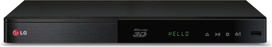 Odtwarzacz BLU-RAY LG BP640 1