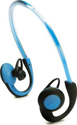 Słuchawki Boompods BOOMPODS Słuchawki douszne BT sportowe z oświetleniem niebieskie uniwersalny ID produktu: 6391213
