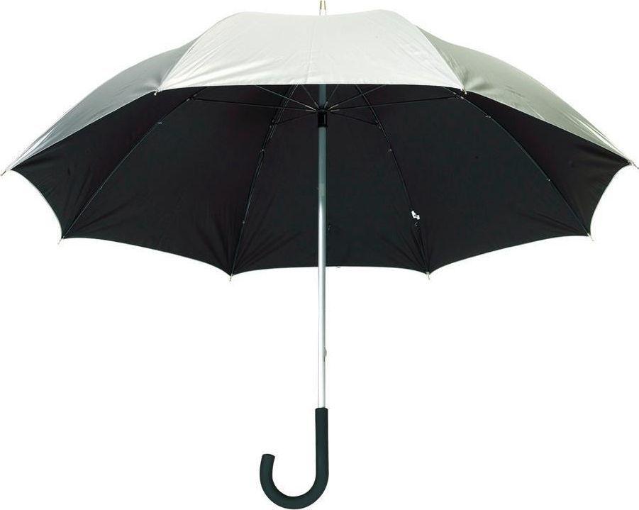 Kemer Parasol golf KEMER SOLARIS Srebrny / Czarny uniwersalny 1