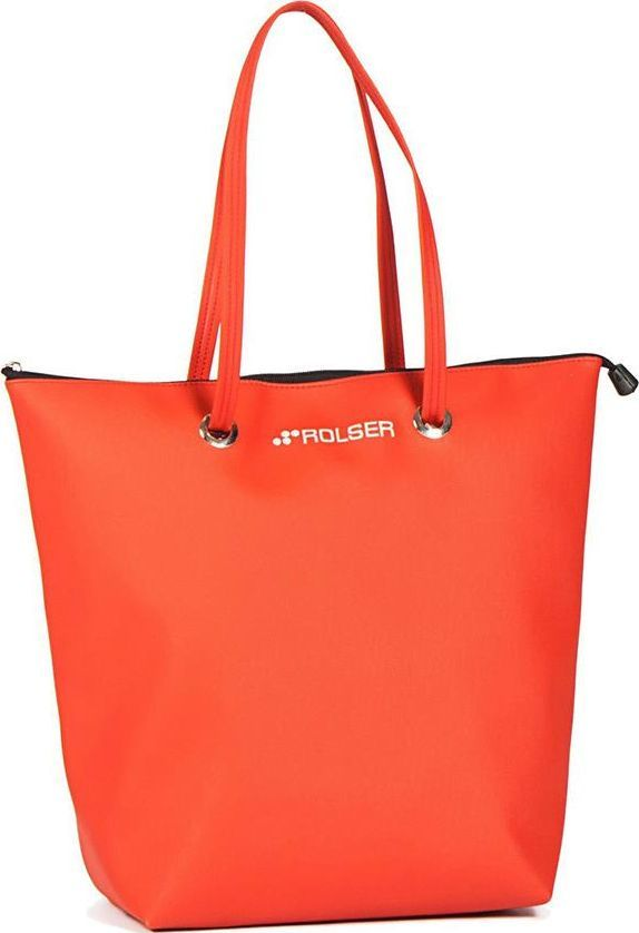 Rolser Torba na zakupy ROLSER Bag S Bag Rojo Czerwona uniwersalny 1