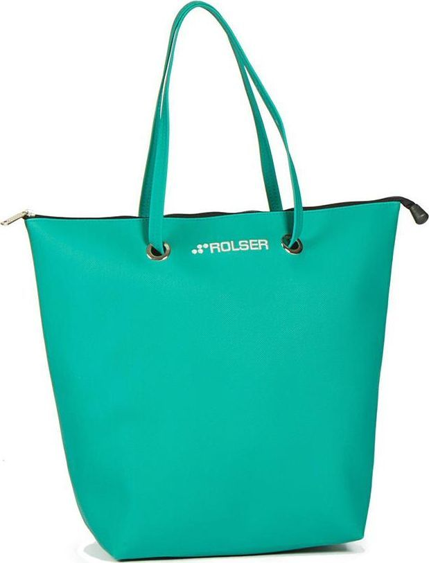 Rolser Torba na zakupy ROLSER Bag S Bag Verde Zielona uniwersalny 1