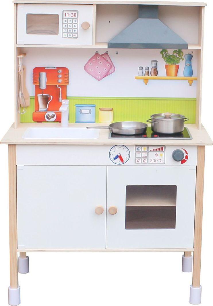 Enero Kuchnia drewniana dla dzieci junior chef enero mini uniwersalny 1