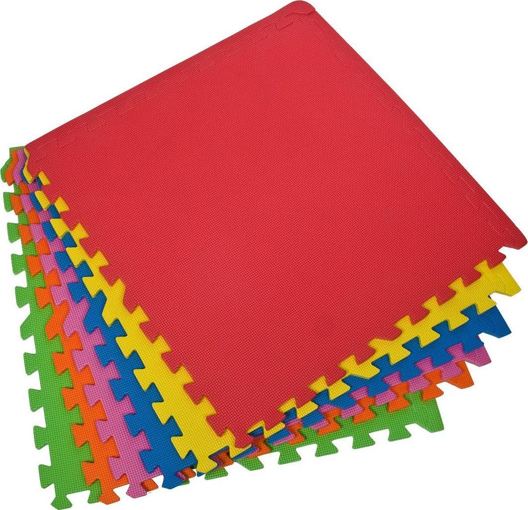 Enero Mata Puzzle Piankowe 60X60 Kpl. 6Szt 10Mm Enero Mix Kolor uniwersalny 1