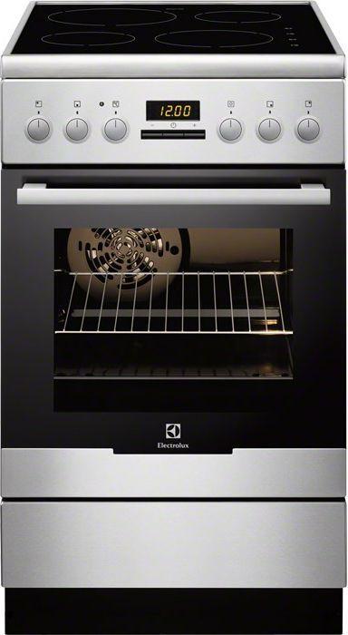 Kuchenka Wolnostojąca Electrolux Kuchnia Z Płytą Indukcyjną Electrolux Eki54553ox Inox Id Produktu 639562