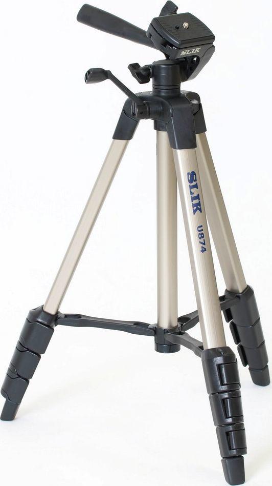 Statyw Slik SLIK statyw; nogi+głowica; U 874 (z QRS) uniwersalny 1