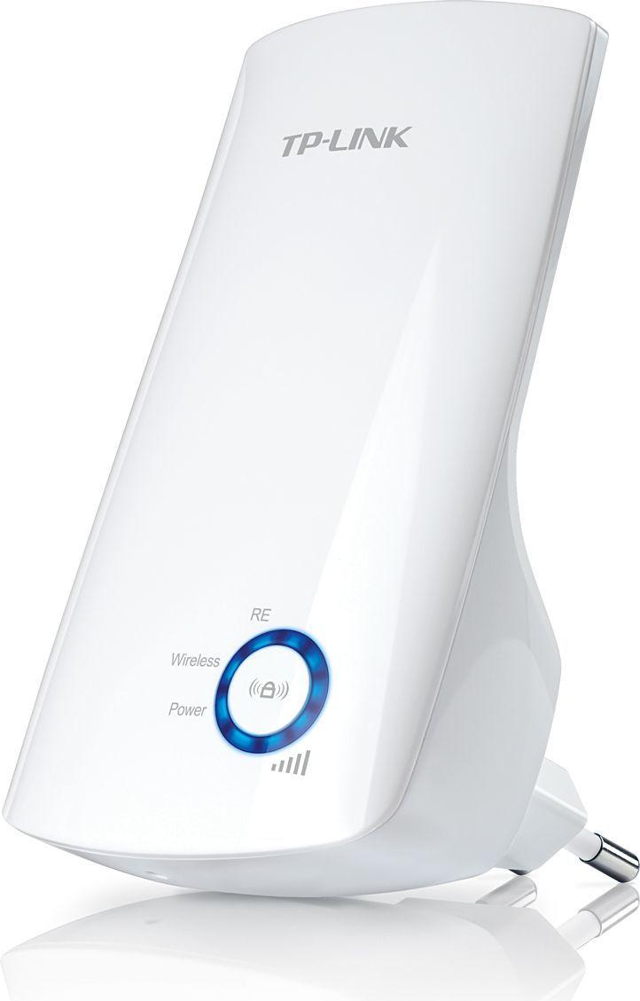 Access Point TP-Link TL-WA854RE Wireless Range Extender 802.11b/g/n 300Mbps, Wall-Plug (TL-WA854RE) 1