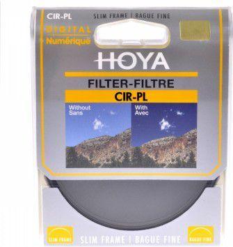 Filtr Hoya POLARYZACYJNY PL-CIR 49 MM SLIM (HOYA-PLC49P-SLIM) 1