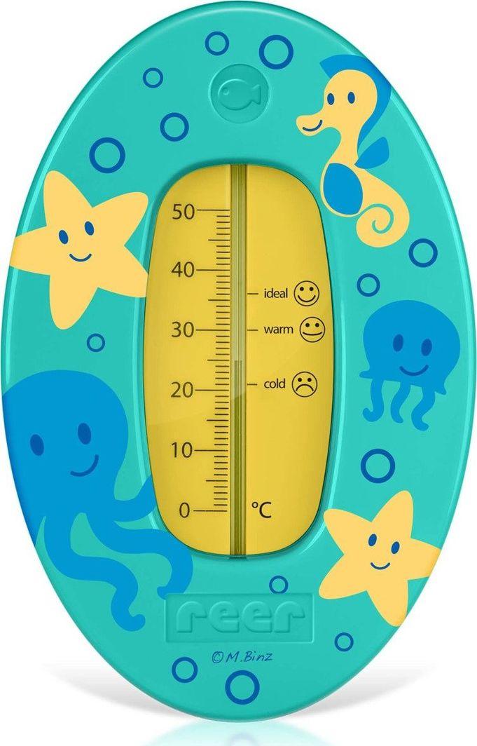 Reer Termometr kąpielowy do kąpieli bezrtęciowy REER uniwersalny 1