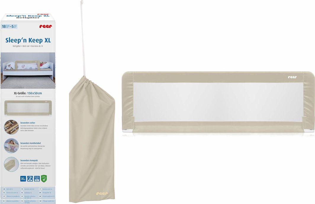 Reer Barierka XL ochronna do łóżka dzieci 150x50cm REER uniwersalny 1