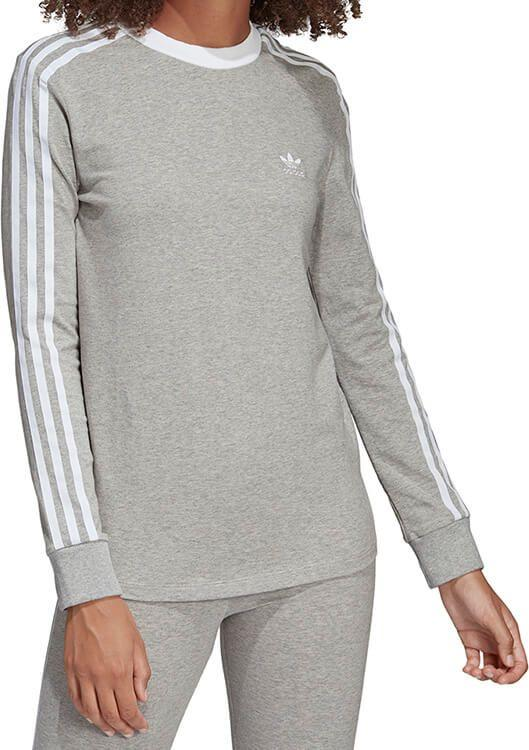 Koszulka damska 3 Stripes Adidas Originals (granatowa