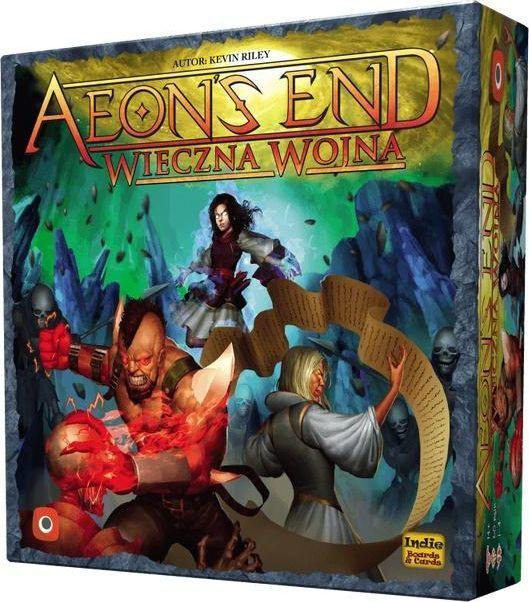 Portal Games Aeons End Wieczna Wojna (82402) 1