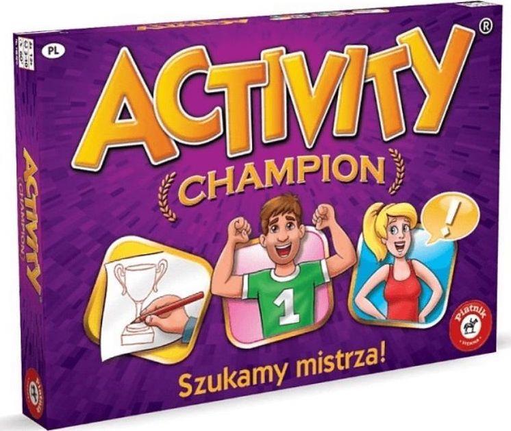 Piatnik Gra planszowa Activity Champion 1