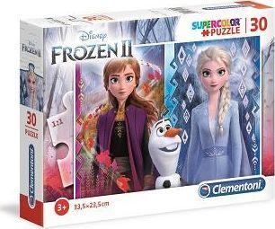 Clementoni Puzzle 30 Super kolor Frozen 2 1
