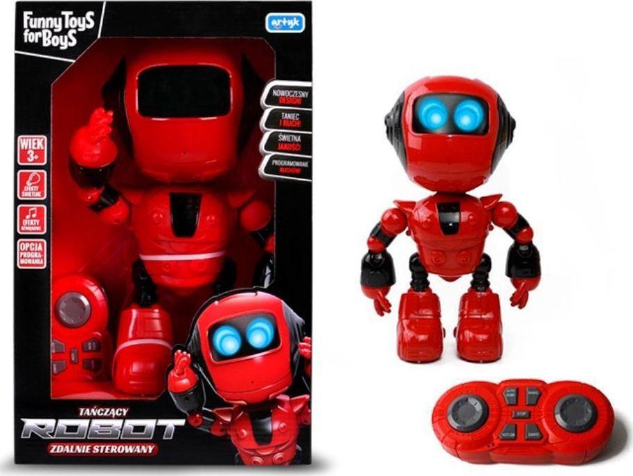 Artyk Robot tańczący Toys For Boys 1