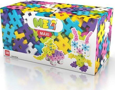 SmartMax Klocki Meli Maxi Pink 100 1