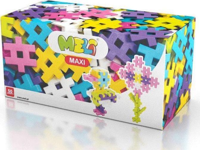 SmartMax Klocki Meli Maxi Pink 50 1