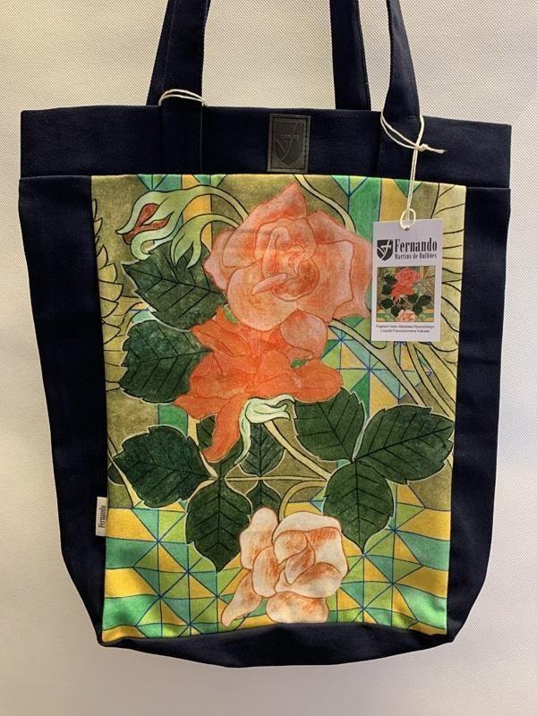Bratni Zew Torba na zakupy - Róże 1