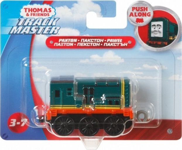 Mattel Tomek i przyjaciele. Mała lokomotywa Paweł 1
