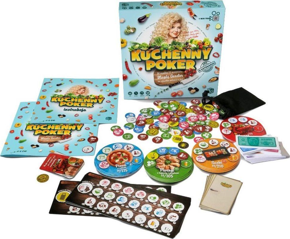 Kuchenny Poker 1