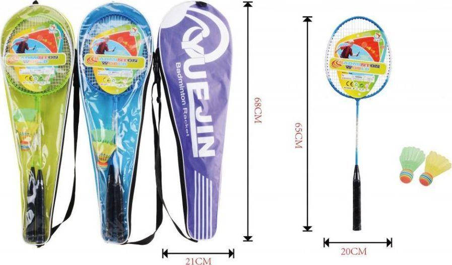 Isere Zestaw do gry w badmintona foletowy 1