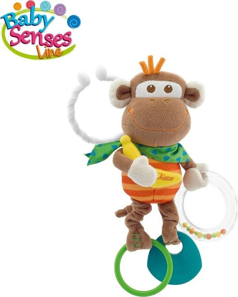Chicco Wibrująca Małpka 1