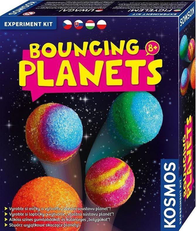 Piatnik Zestaw Eksperymentalny - Skaczące Planety PIATNIK 1