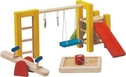 Plan Toys Mebelki dla lalek Plac zabaw 1