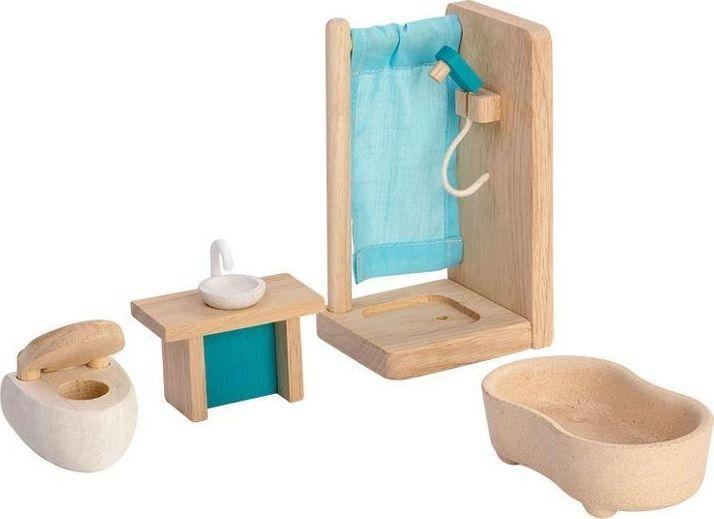 Plan Toys Mebelki dla lalek łazienka 1