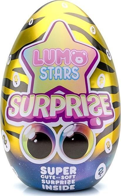 Tactic Lumo Stars Surprise Egg Fox Hunter 1
