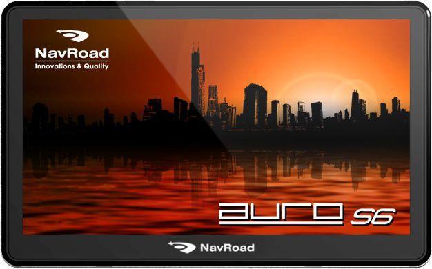 Nawigacja GPS NavRoad AURO S6 (AURO S6) 1