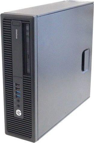 Komputer HP EliteDesk 705 G2 SFF AMD A4-8350B 8 GB 240 GB SSD Windows 10 Home 1