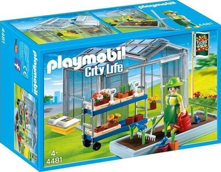 Playmobil Szklarnia (4481) 1