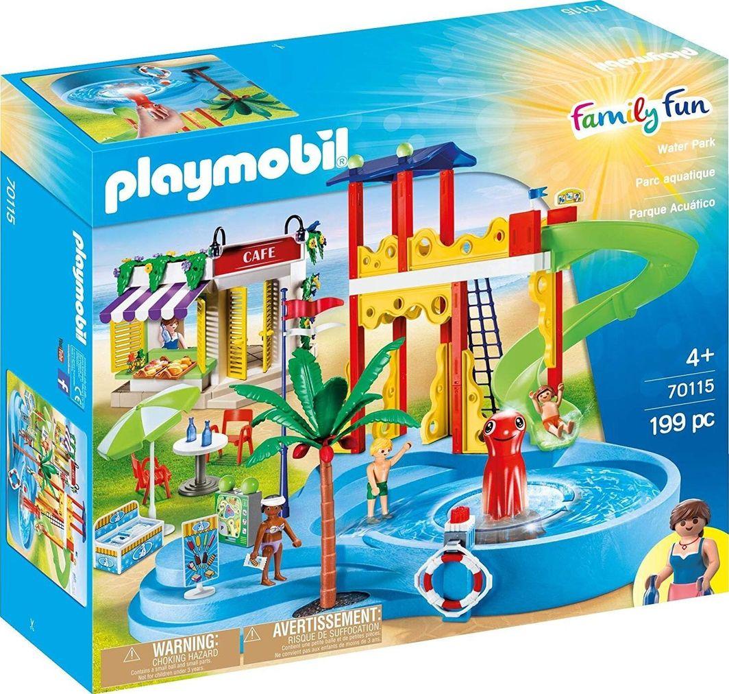 Playmobil Park wodny (70115) 1