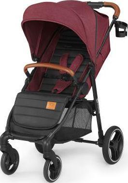 Wózek KinderKraft GRANDE Burgundy 1