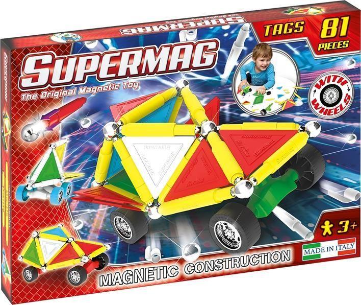 Supermag Tags Wheels 81 el. 1