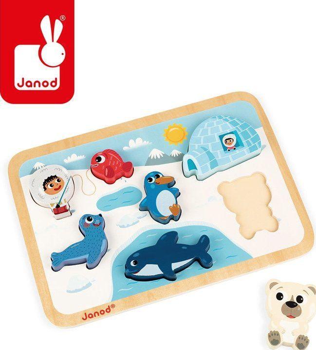 Janod Janod 3D Arktyka J07094 1