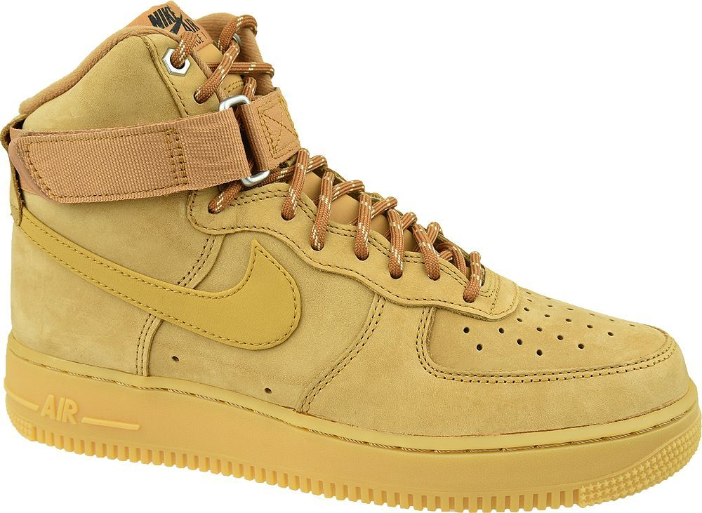 Nike Air Force 1 High '07 WB CJ9178 200 42,5 Brązowe
