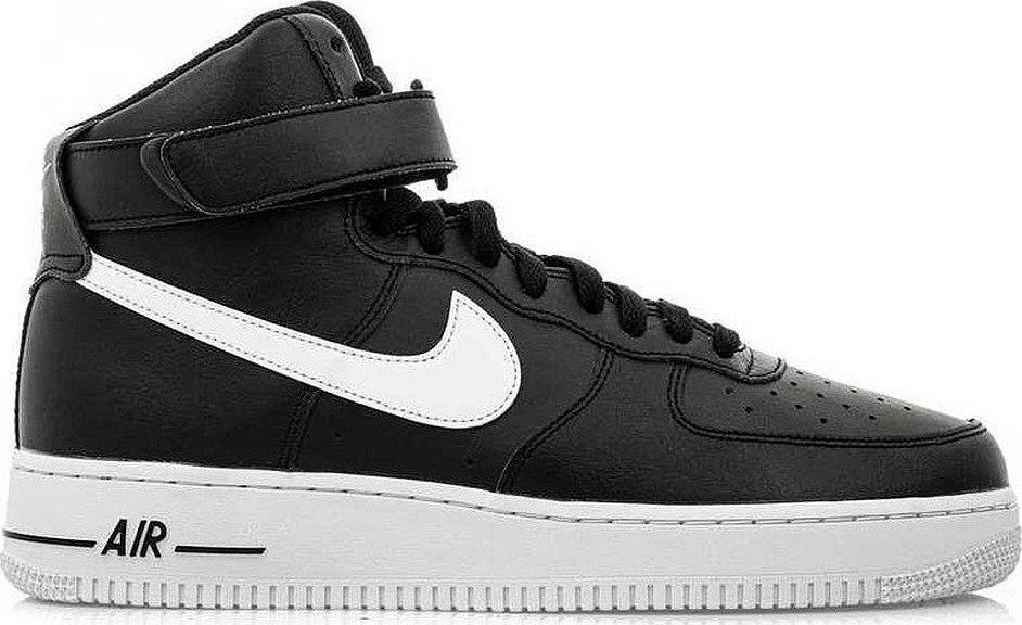 Nike Buty męskie Air Force 1 Mid '07 czarne r. 46 (CK4369 001) ID produktu: 6408623