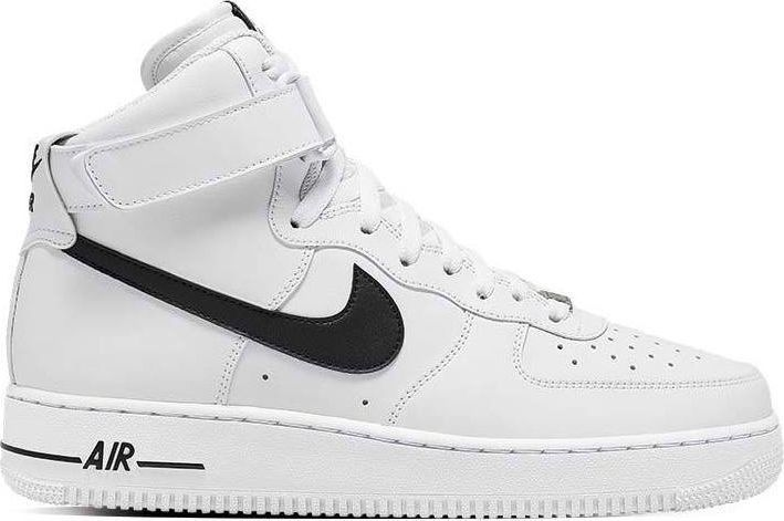 nike air force 1 mid 07 biały