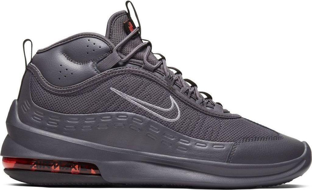 Nike Buty męskie Air Max Axis czarno czerwone r. 44.5