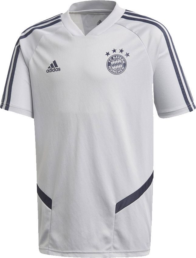 Adidas Koszulka chłopięca Fc Bayern Tr Jsy Y szara r. 164 cm (EJ0958) ID produktu: 6408975