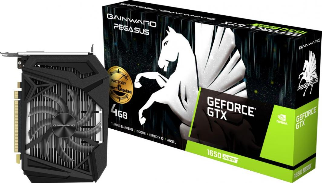 Karta graficzna Gainward GeForce GTX 1650 SUPER Pegasus OC 4GB GDDR6 (471056224-1488) 1
