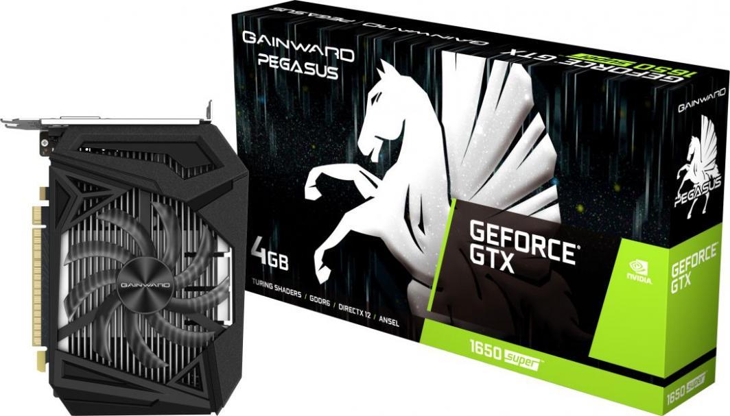 Karta graficzna Gainward GeForce GTX 1650 SUPER Pegasus 4GB GDDR6 (471056224-1501) 1