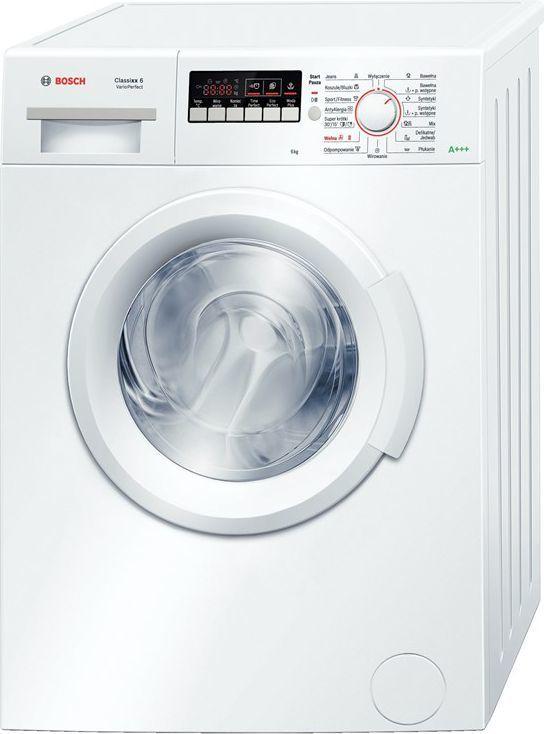 Pralka Bosch WAB 2026 TPL 1