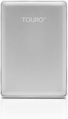 Dysk zewnętrzny HGST HDD 500 GB Srebrny (0S03734) 1