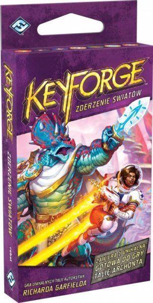 Rebel KeyForge: Zderzenie Światów - Talia Archonta 1